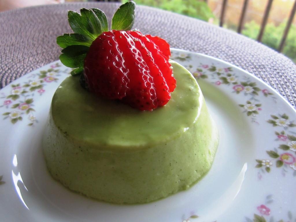 ashitaba-bavarian-cream